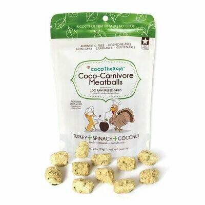 Cocotherapy Coco-Carnivore Meatballs