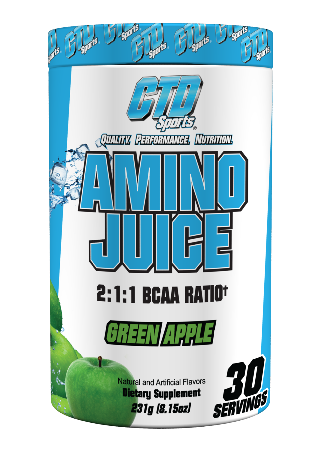 CTD Amino Juice 30 servings