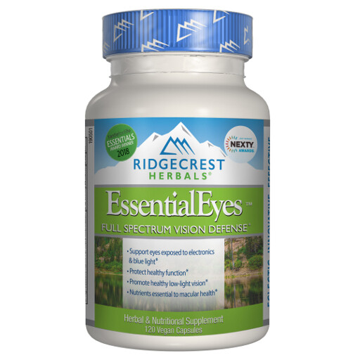 RidgeCrest Herbals EssentialEyes