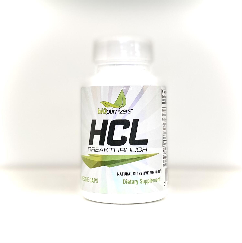 BioOptimizer's HCL Breakthrough