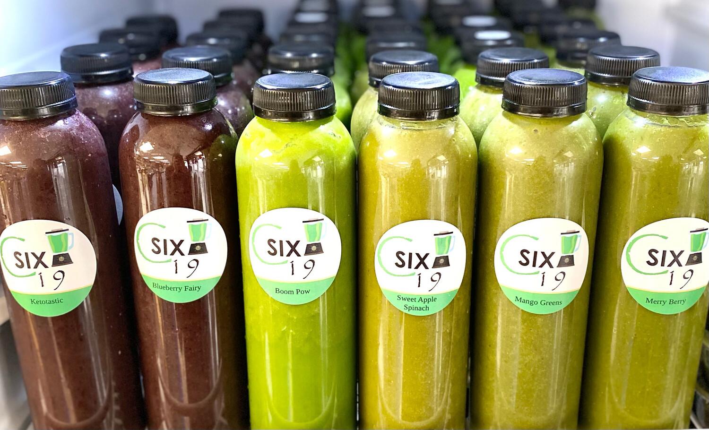 Csix19 Green Smoothie