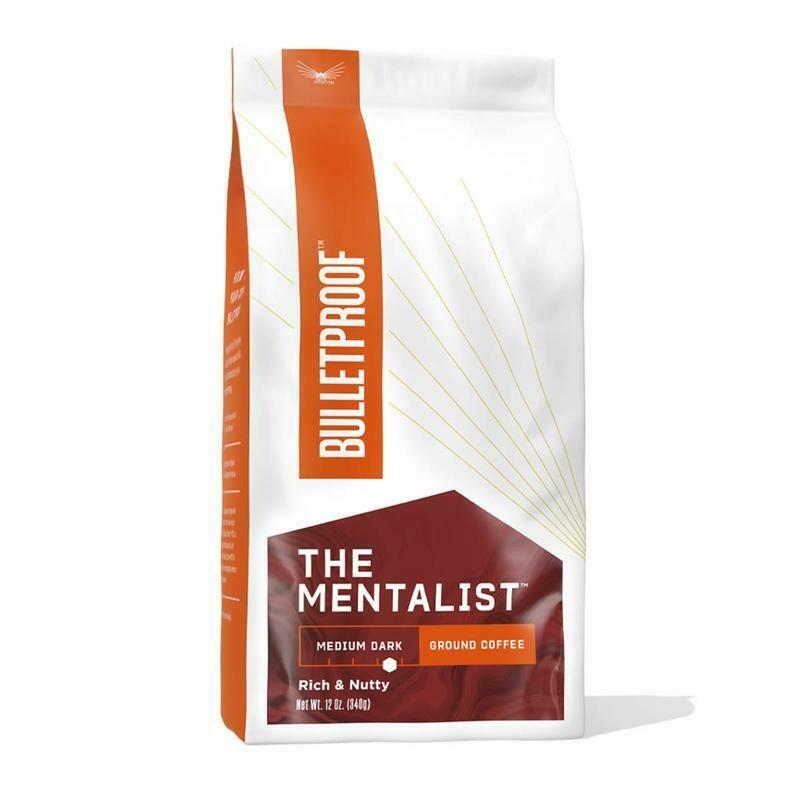 Bulletproof Coffee - Mentalist, Medium Dark Roast