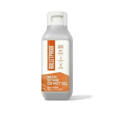 Bulletproof Brain Octane Oil