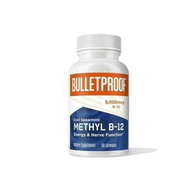 Bulletproof Methyl B-12