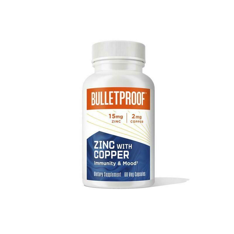 Bulletproof Zinc w/ Copper