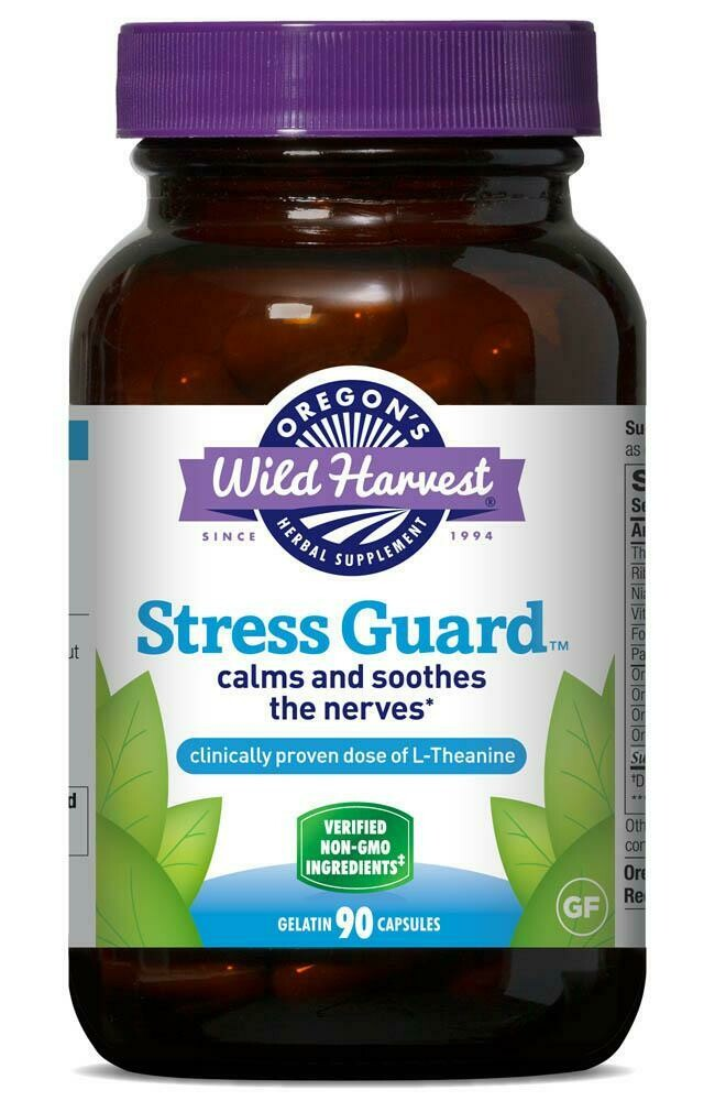 Oregon's Wild Harvest Stress Guard
