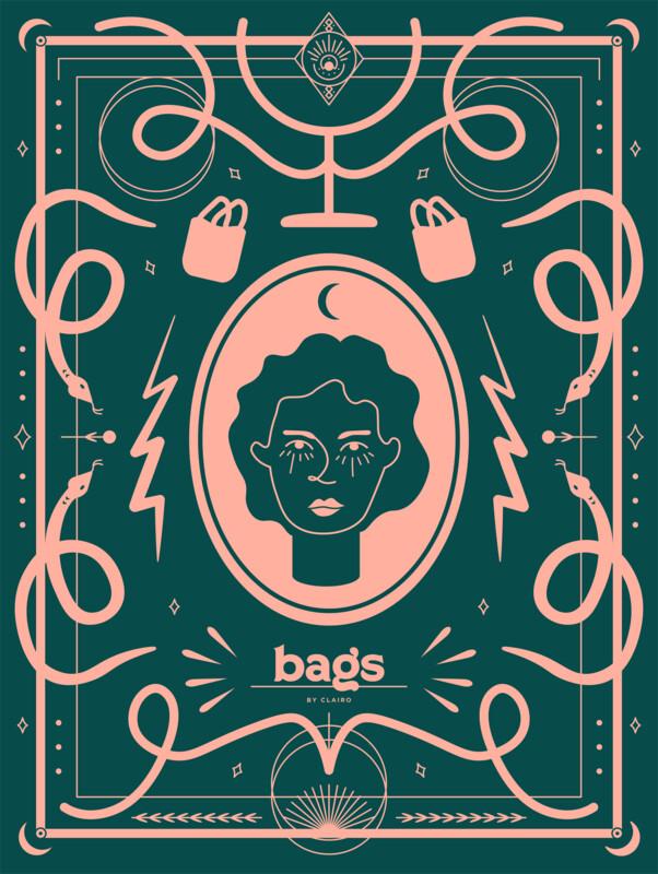 Bags Poster, Lark Poster, Running Poster, The Barrel Poster