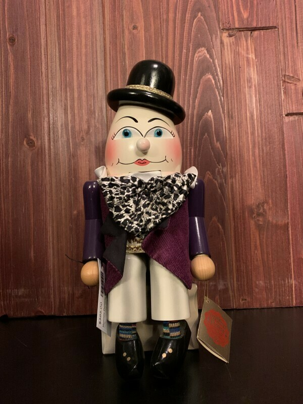 Humpty Dumpty Nutcracker