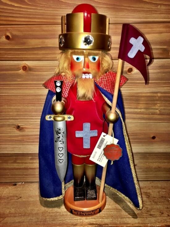 King Lionheart Nutcracker