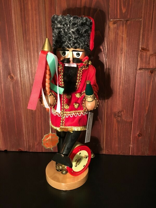 Hungarian Nutcracker and Music Box