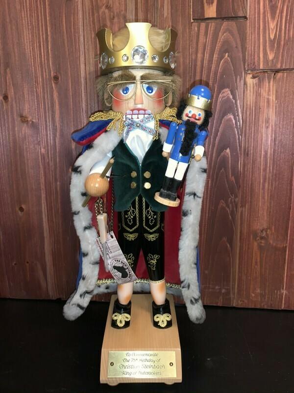 Jubilee King Nutcracker