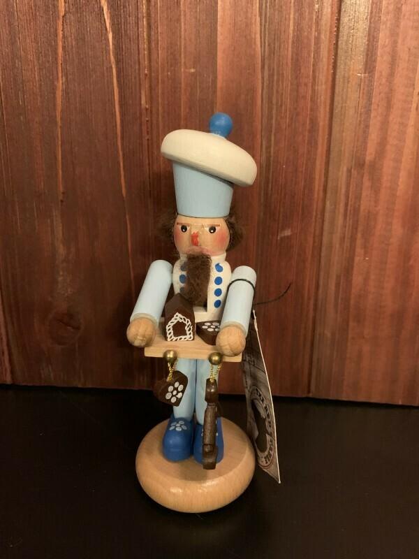 Baker Mini Nutcracker