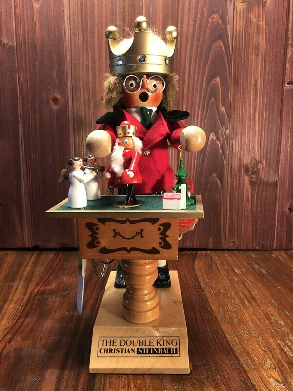 SM King Steinbach Smoker Music Box