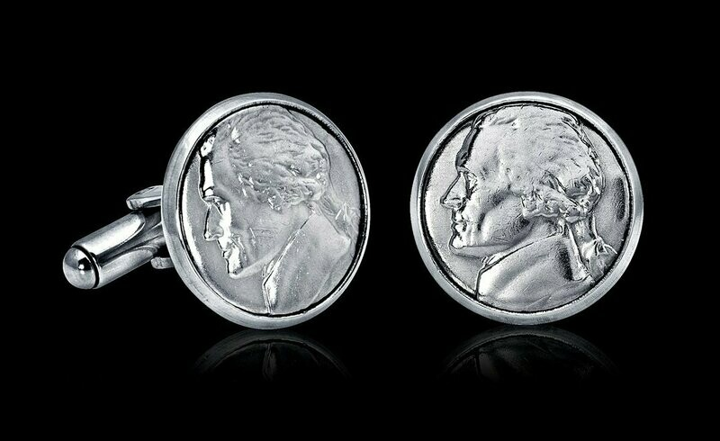 Jefferson Cuff-links