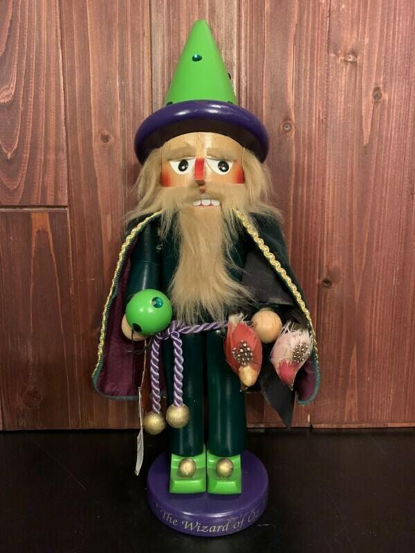 Wizard Of Oz Nutcracker