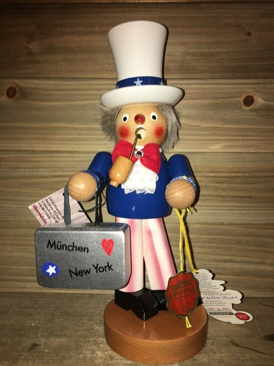 Uncle Sam Smoker