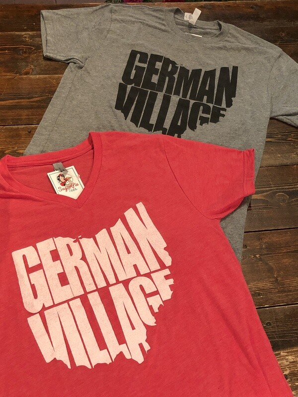 German Village Tee Shirts