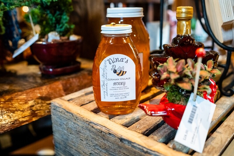 Nina's German Village Honey: Fall Wild Flower 2019