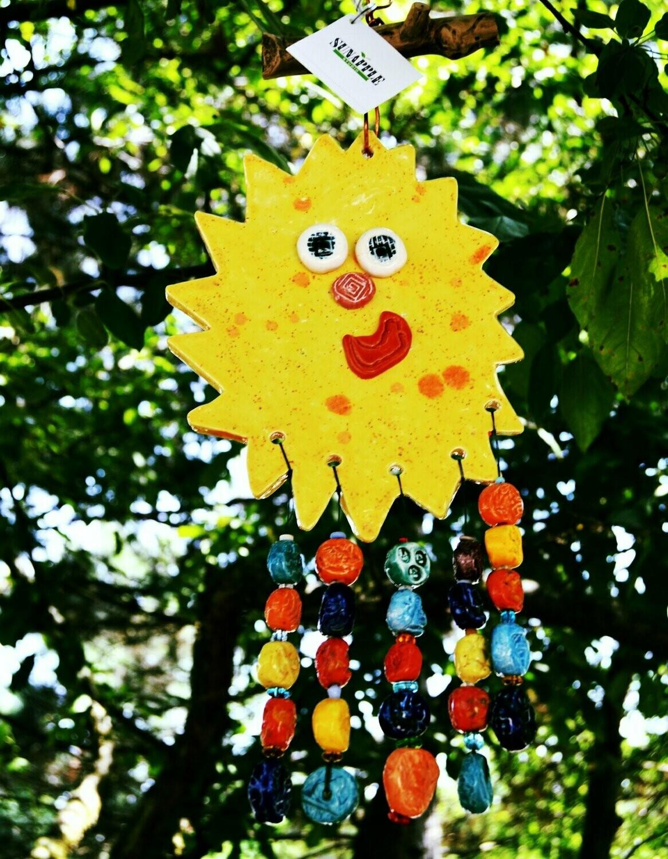 Sun Face Hanging