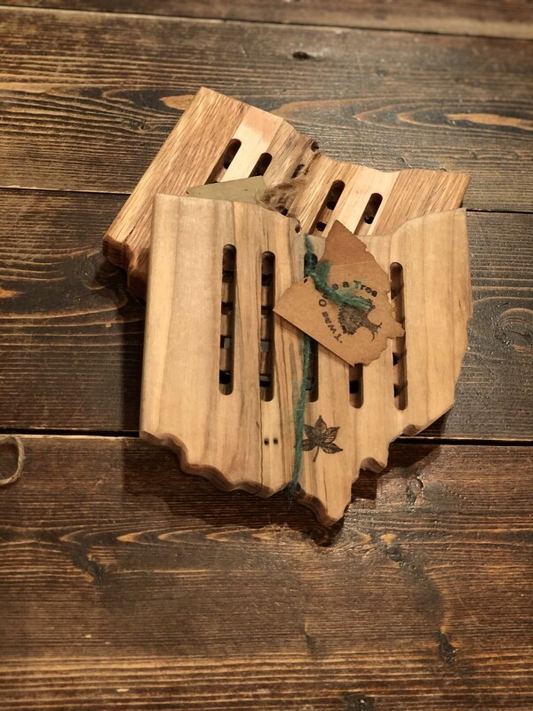 Butcher Block Trivet