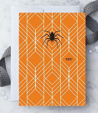 Eek! Halloween Card