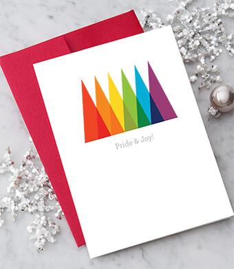 Pride & Joy Greeting Card