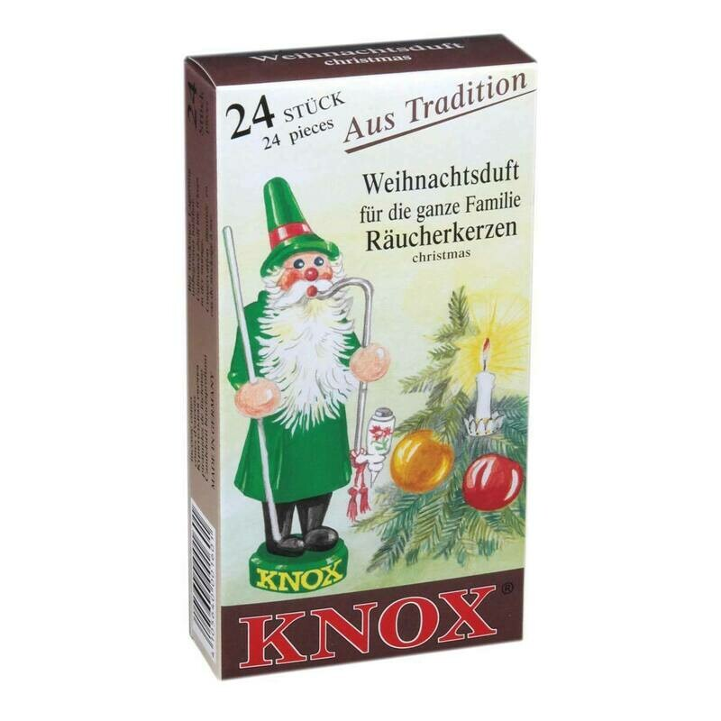 Knox Christmas German Incense