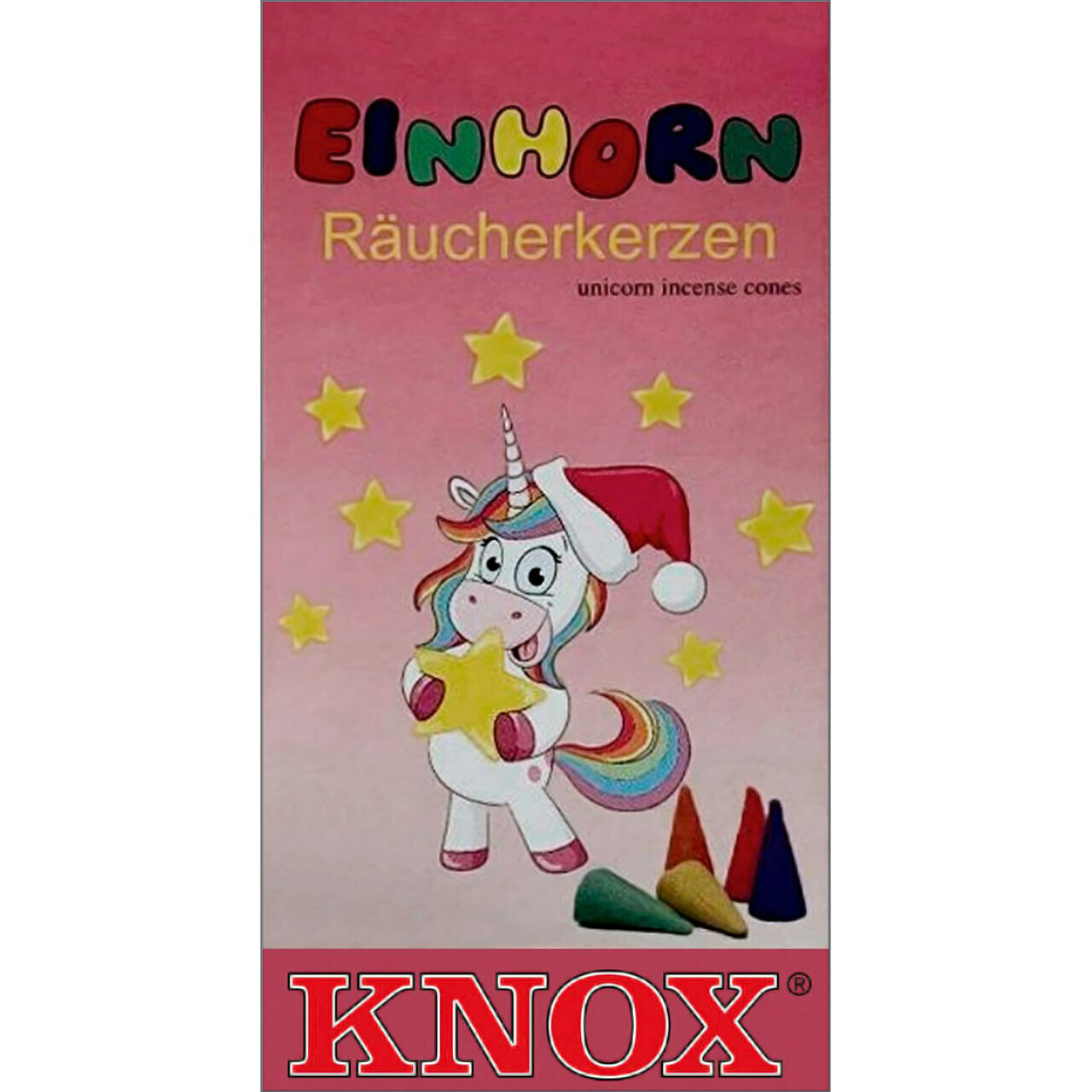 Knox Unicorn Fruit German Incense
