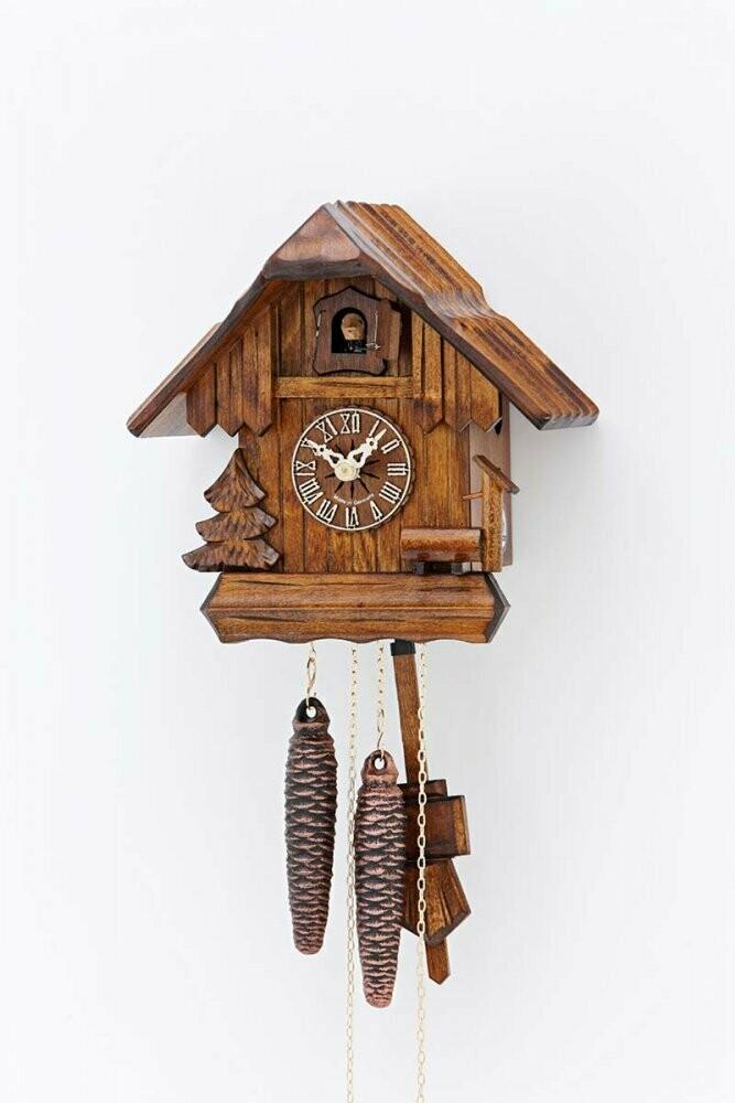 1-Day Water Pump Chalet Cuckoo Clock