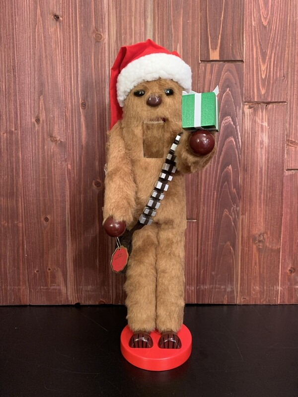 Chewbacca Nutcracker