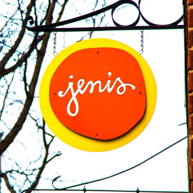 Jeni's Coaster