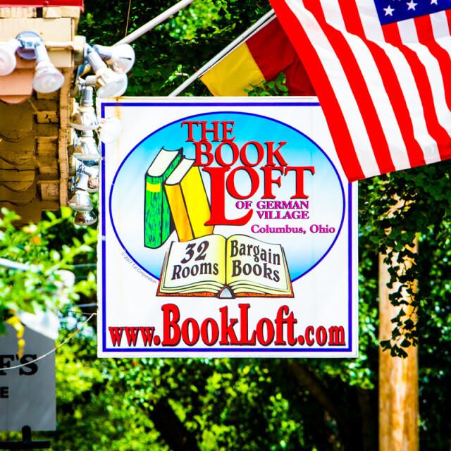 Book Loft Coaster