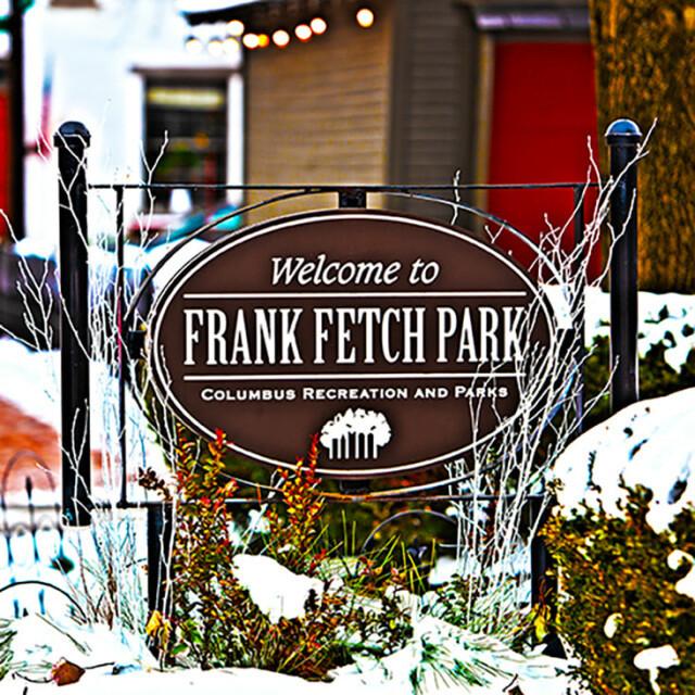 Frank Fetch Park Coaster