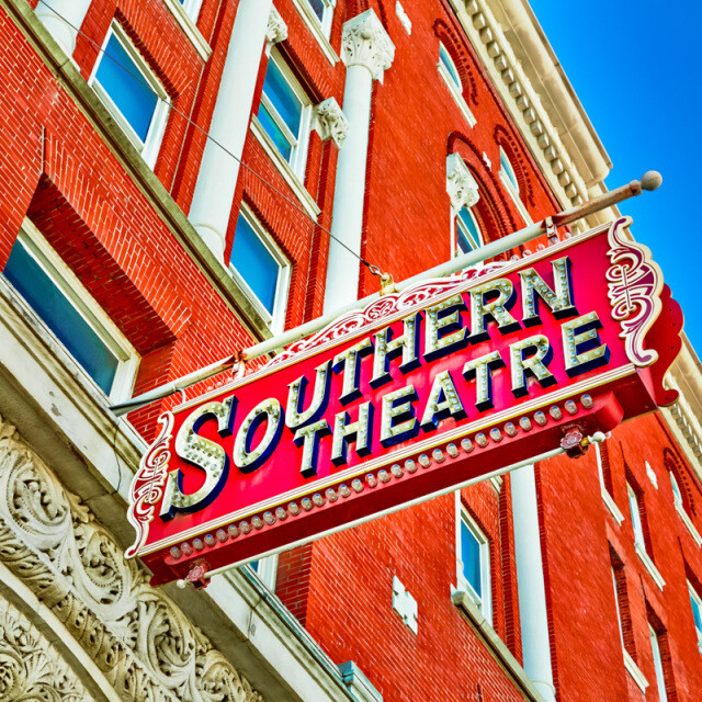 Great Southern Theatre Coaster