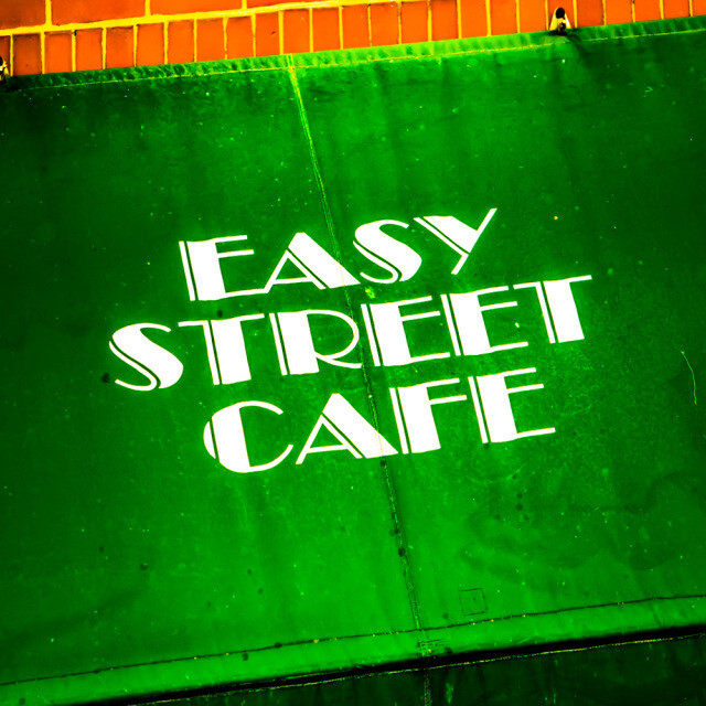 Easy Street Cafe Coaster