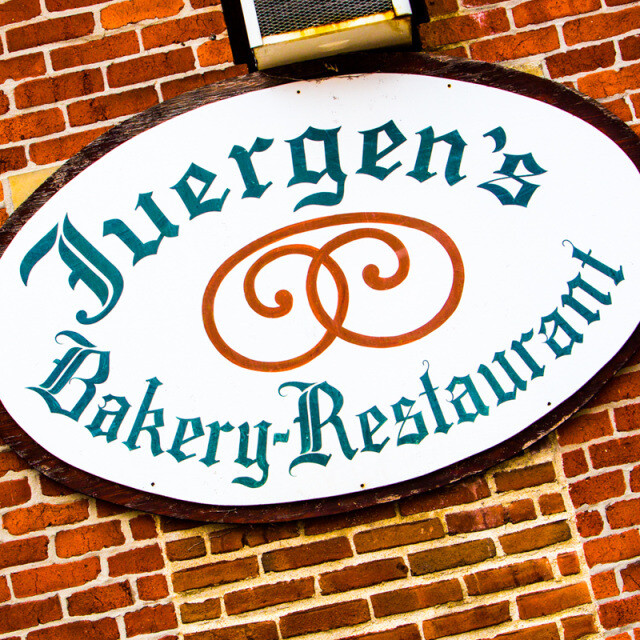 Juergens Bakery English Coaster