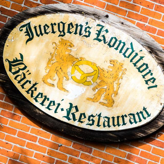 Juergens Bakery German Coaster