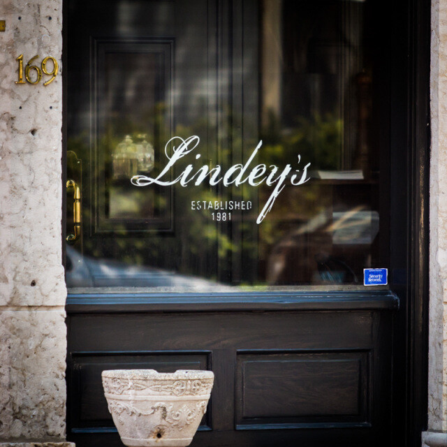 Lindey's Coaster