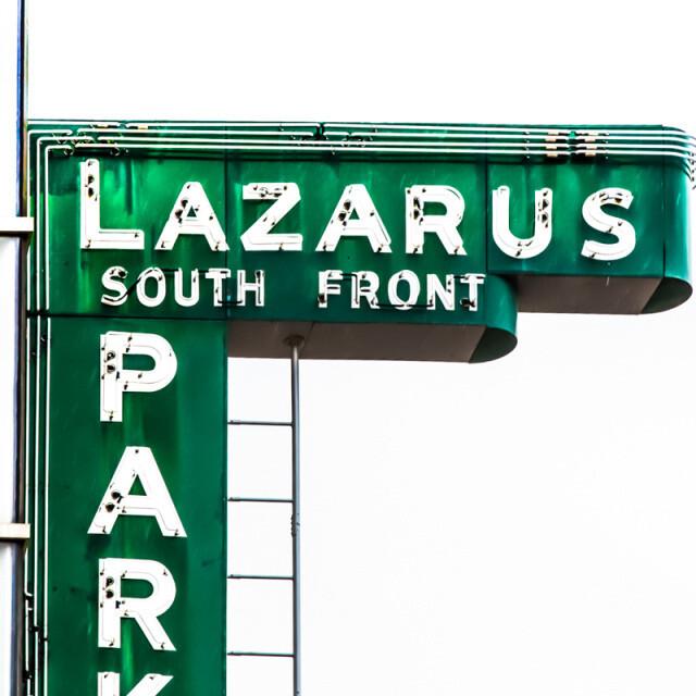 Lazarus Coaster