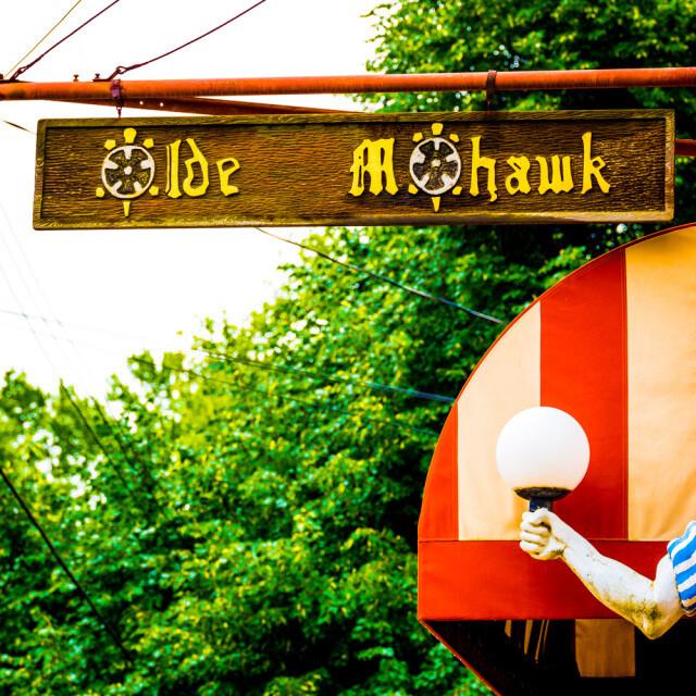 Mohawk Arm Coaster