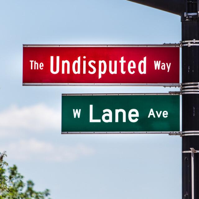 OSU Undisputed Way