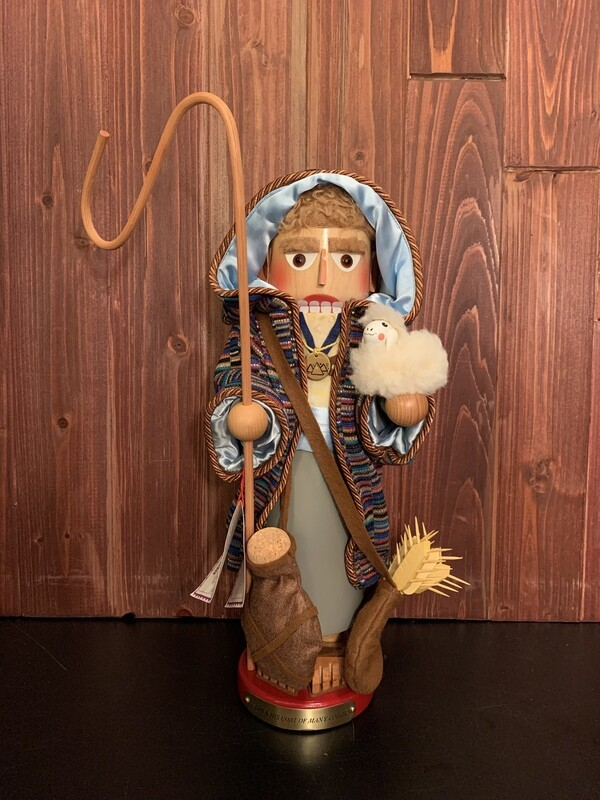 Joseph & His Coat of Many Colors Nutcracker