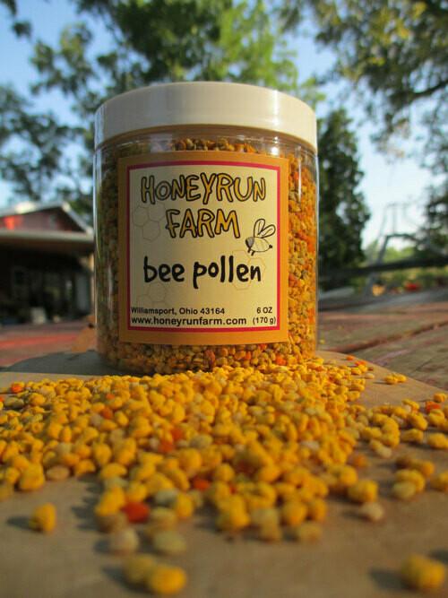 Bee Pollen 6oz