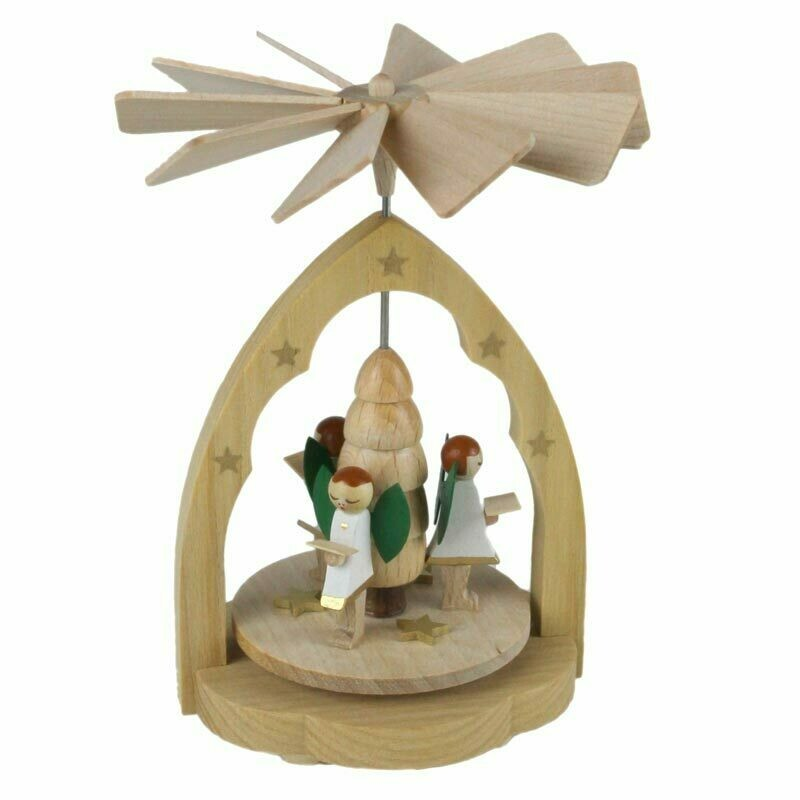 Mini Angel Carousel Pyramid