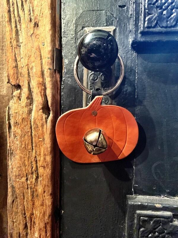 Door Hanger - Pumpkin