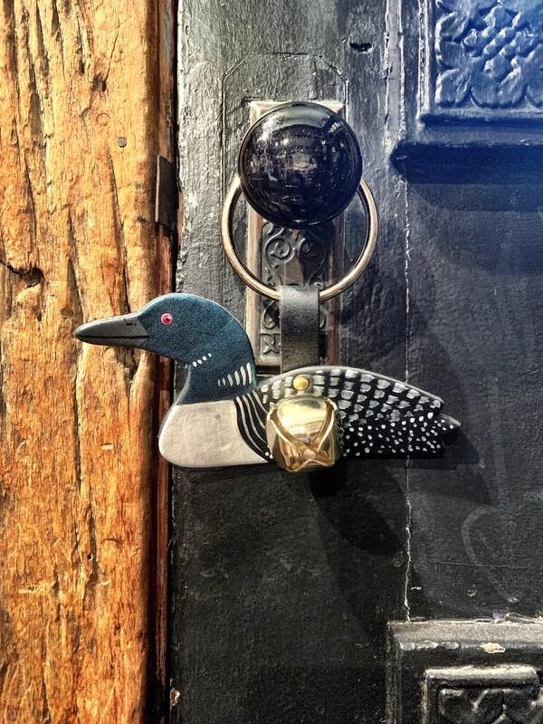 Door Hanger - Duck