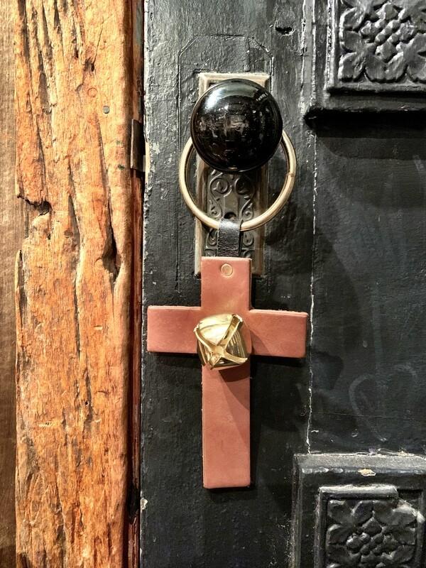 Door Hanger - Cross