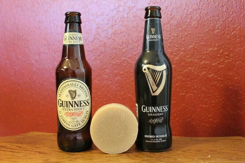 Guinness Draught Beer Soap