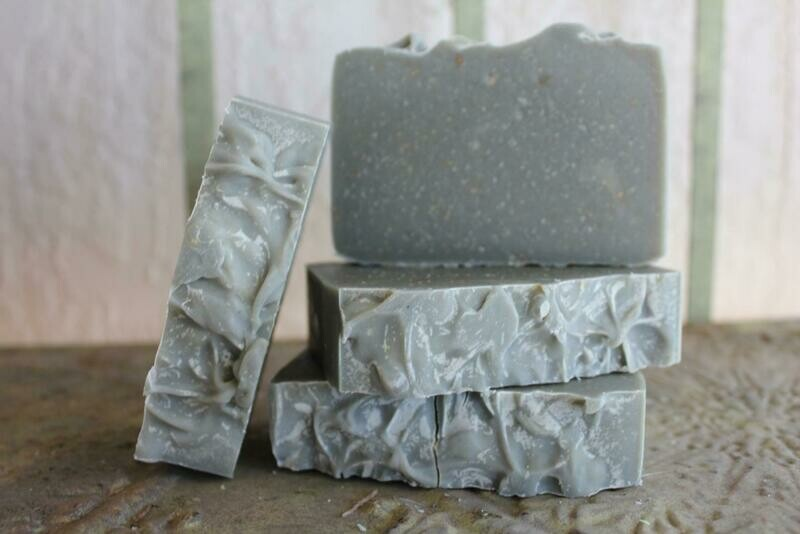 Sea Kelp & Charcoal Handcrafted Soap