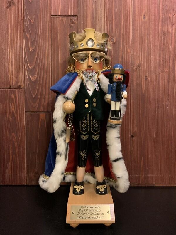 Jublee King Nutcracker